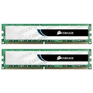 Corsair 4 GB DDR3 1333MHz CL9 KIT - Arbeitsspeicher