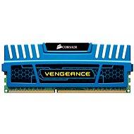 Systemspeicher Corsair 8 GB DDR3 1600 MHz CL10 Blue Vengeance - Arbeitsspeicher