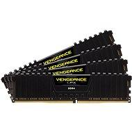 Arbeitsspeicher Corsair 16 GB KIT DDR4 2400 MHz CL14 Vengeance LPX schwarz - Arbeitsspeicher