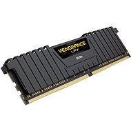 Corsair 8 GB DDR4 2666 MHz CL16 Vengeance LPX Schwarz - Arbeitsspeicher