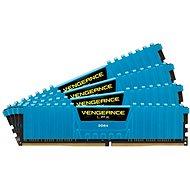 Corsair 16 Gigabyte KIT DDR4 2.666 Megahertz CL16 Vengeance LPX blau - Arbeitsspeicher