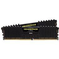 Corsair RAM 16 GB KIT DDR4 3200MHz CL16 Vengeance LPX schwarz - Arbeitsspeicher
