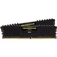 Corsair 16GB KIT DDR4 3200 MHz CL16 Vengeance LPX schwarz - Arbeitsspeicher
