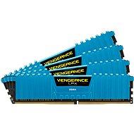 Corsair 32 Gigabyte KIT DDR4 2.400 Megahertz CL14 Vengeance LPX blau - Arbeitsspeicher