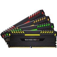 Corsair 32 GB KIT DDR4 2666 MHz C16 Vengeance RGB Series - Arbeitsspeicher