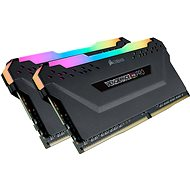 Corsair 32 GB KIT DDR4 3600 MHz CL18 Vengeance RGB PRO schwarz