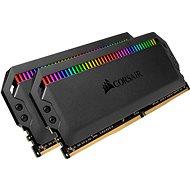 Corsair 32 GB KIT DDR4 3200 MHz CL16 Dominator Platinum RGB Black - Arbeitsspeicher
