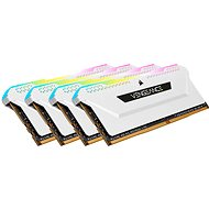 Corsair 32 GB KIT DDR4 3200 MHz CL16 VENGEANCE RGB PRO SL WHITE