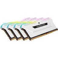 Corsair 32 GB KIT DDR4 3200 MHz CL16 VENGEANCE RGB PRO SL WHITE - Arbeitsspeicher