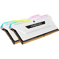 Corsair 32 GB KIT DDR4 3600 MHz CL18 VENGEANCE RGB PRO SL WHITE