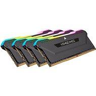 Corsair 32 GB KIT DDR4 3600 MHz CL18 VENGEANCE RGB PRO SL BLACK - Arbeitsspeicher
