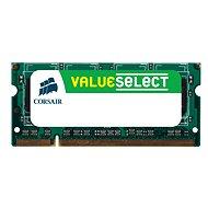 Corsair SO-DIMM 2GB DDR2 800MHz CL5 - Arbeitsspeicher