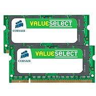 Corsair SO-DIMM 4 GB KIT DDR2 667 MHz CL5 - Arbeitsspeicher