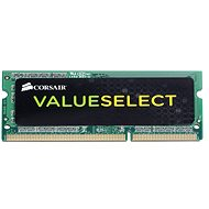 Corsair SO-DIMM 2GB DDR3 1066MHz CL7 - Arbeitsspeicher