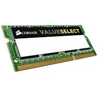 Corsair SO-DIMM 8 Gigabyte KIT DDR3 1.600 Megahertz CL11 - Arbeitsspeicher