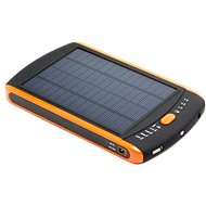 DOCA Powerbank Solar 23000mAh schwarz/orange - Power Bank