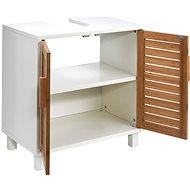 BUTLERS White Sands Waschtischunterschrank - Badezimmermöbel