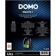 Domo DO42TS-1 - Staubsaugerbeutel