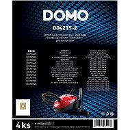 Domo DO42TS-2 - Staubsaugerbeutel