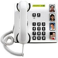 Doro MemoryPlus 319i ph bílá - Tisch-Telefon
