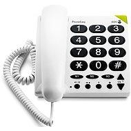 Doro PhoneEasy 311c bílá - Tisch-Telefon