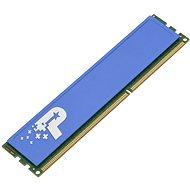 Patriot 4GB DDR3 1600MHz CL11 Signature Line (8x512) mit Kühler - Arbeitsspeicher