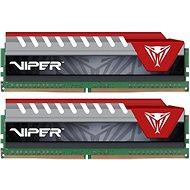 Patriot Viper Elite Series 8 Gigabyte KIT DDR4 2400Mhz CL15 RED - Arbeitsspeicher