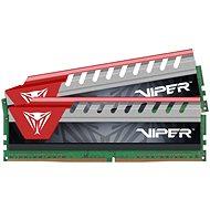Patriot Viper Elite Series 16 Gigabyte KIT DDR4 2400Mhz CL15 RED - Arbeitsspeicher