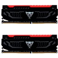 Patriot Viper LED Series 8 GB KIT DDR4 3000Mhz CL15 DDR4 ROT - Arbeitsspeicher