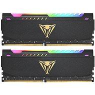 Patriot Viper Steel RGB Series 32 GB KIT DDR4 3200 MHz CL18
