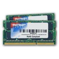 Patriot SO-DIMM 16 GB KIT DDR3 1333 MHz CL9 Signature Line für Apple - Arbeitsspeicher