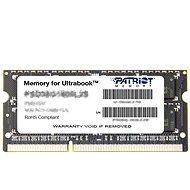 Patriot SO-DIMM 4GB DDR3 1600MHz CL11 Ultrabook-Linie - Arbeitsspeicher