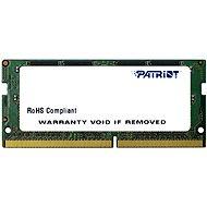 Patriot SO-DIMM 4GB DDR4 2133MHz CL15 - Arbeitsspeicher
