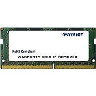 Patriot SO-DIMM 16GB DDR4 2666MHz CL19 Signature Line - Arbeitsspeicher