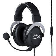 HyperX Cloud Gaming Headset Silber - Gaming Kopfhörer