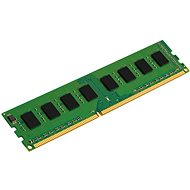 Kingston 4GB DDR3 1600MHz Single Rank - Arbeitsspeicher