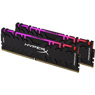 HxperX 32GB Kit DDR4 3200MHz CL16 XMP RGB Predator - Arbeitsspeicher