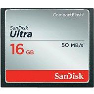Speicherkarte SanDisk Compact Flash 16 GB Ultra - Speicherkarte