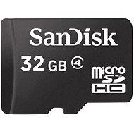 SanDisk Micro SDHC 32 Gigabyte Class 4 - Speicherkarte