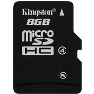 Kingston Micro 8GB SDHC Class 4 - Speicherkarte