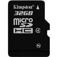 Micro Kingston 32GB SDHC Class 4 - Speicherkarte
