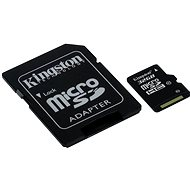 Kingston microSDHC 32 GB Class 10 UHS-I + SD-Adapter - Speicherkarte