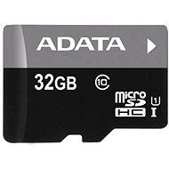 ADATA MicroSDHC 32 GB UHS-I Class 10 + OTG-Speicherkartenleser - Speicherkarte