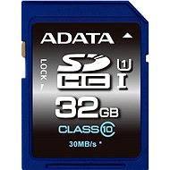 ADATA Premier 32 Gigabyte SDHC UHS-I Class 10 - Speicherkarte