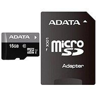 Speicherkarte ADATA Premier Micro SDHC 16 GB UHS-I SDHC + Adapter - Speicherkarte