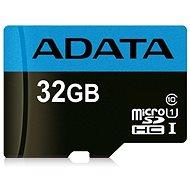 ADATA Premier microSDHC 32 GB UHS-I A1 Class 10 - Speicherkarte
