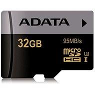 ADATA Premier MicroSDXC 32GB UHS-I U3 Class 10 - Speicherkarte