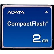 ADATA Compact Flash Industrial SLC 2 GB, bulk - Speicherkarte