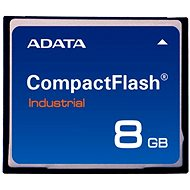 ADATA Compact Flash Industrial SLC 8 GB, bulk - Speicherkarte