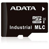 ADATA MicroSDHC Industrial MLC 8 GB, bulk - Speicherkarte